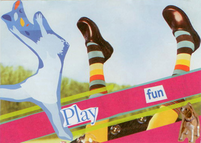fun, play, enjoyment, experiential, in the body