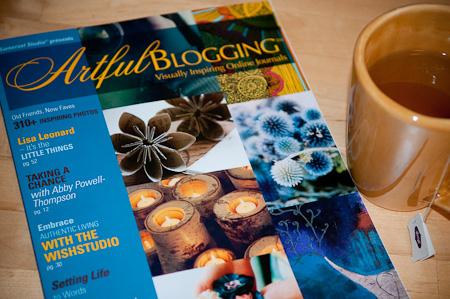 Artful Blogger Spring 2010