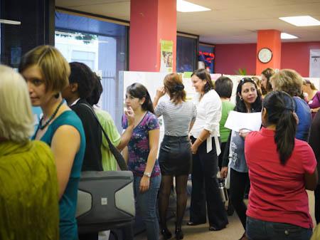 CEO Women Storefront Presentations