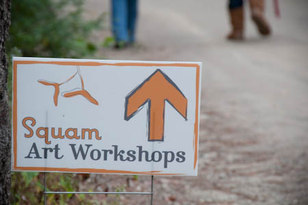 Squam Art Workshops Fall 2010