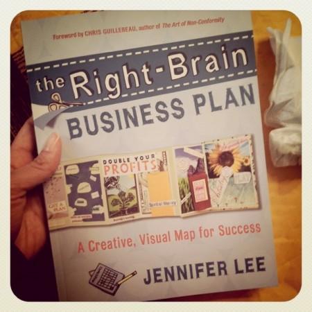 Right-Brain Business Plan Workshop