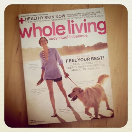 Whole Living June 2011 Issue